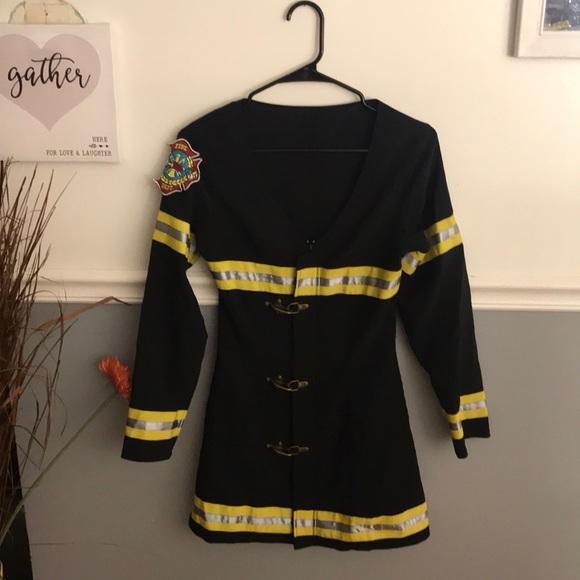 Leg Avenue firefighter